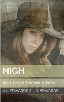Quirni Book 2 Nigh
