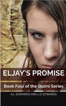 Quirni Book 4 cover